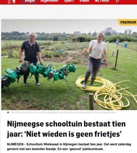 Knipsel Gelderlander